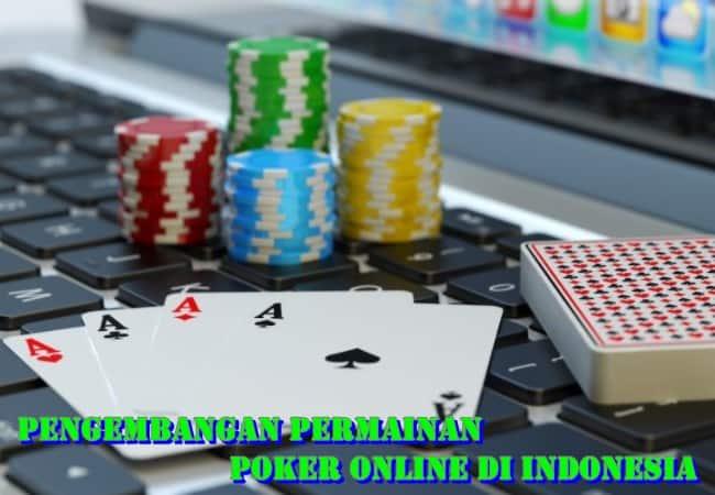 Permainan Poker Online Di Indonesia