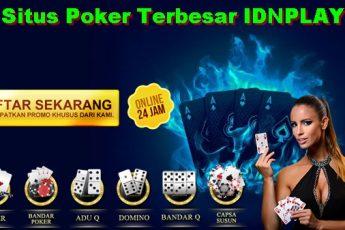 situs poker terbesar hanya IDNPLAY