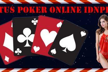 Situs Poker Online IDNPLAY Bermain Dengan Murah