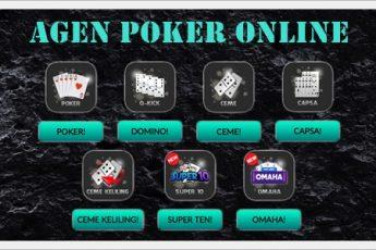 Agen Poker Online Terbaik IDNPLAY